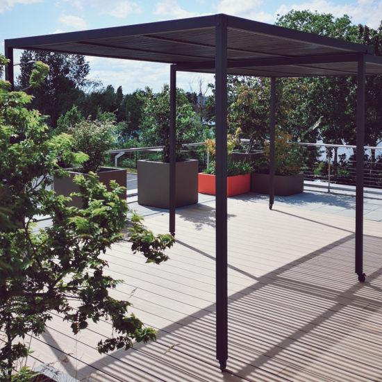 Terrasse de Bureaux Nanterre